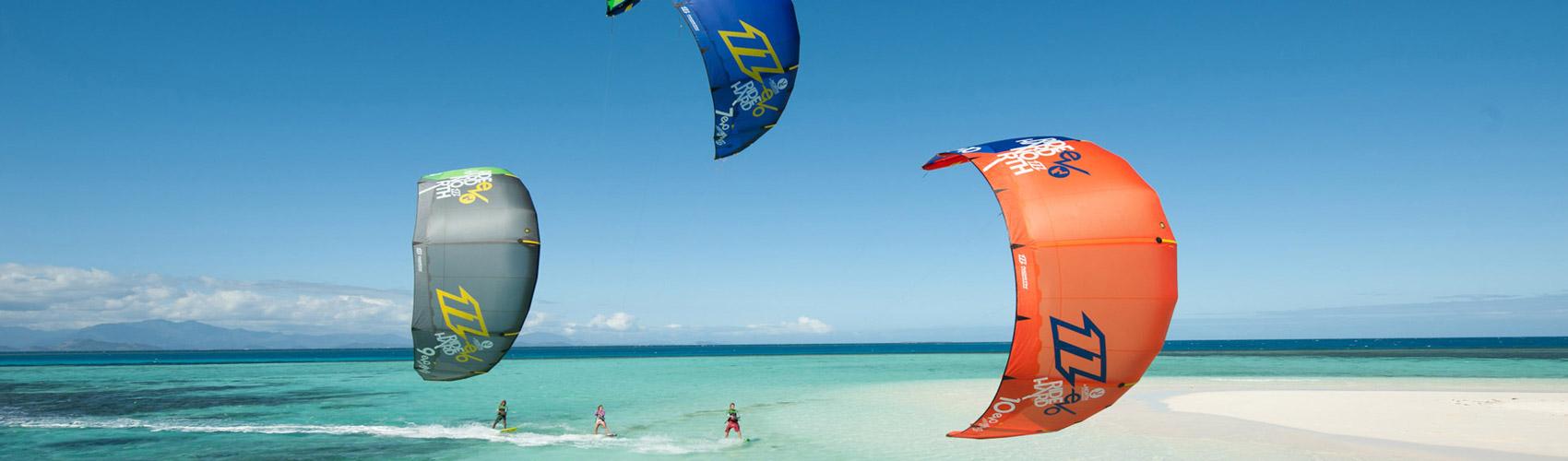 kite surf Île Maurice