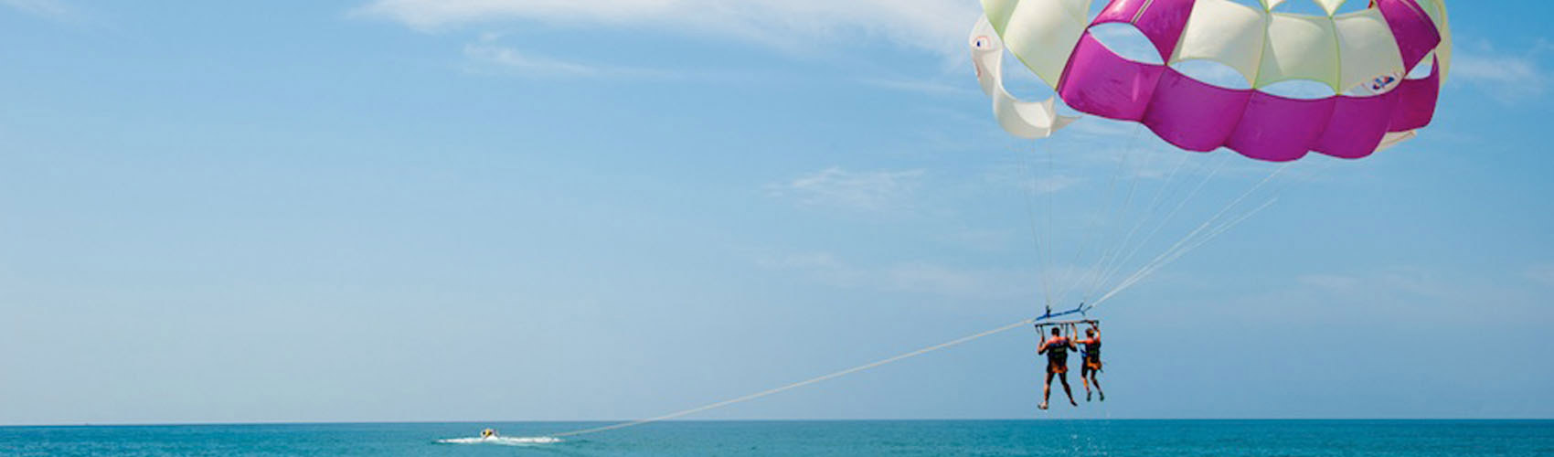 Parachute ascensionnel Île Maurice