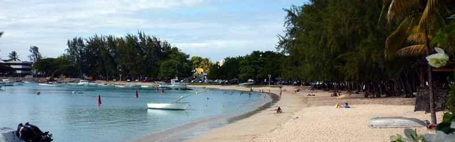 Plage Grand Baie Île Maurice
